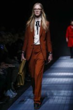 2015, Gucci Menswear Fall Winter2015 in Milan